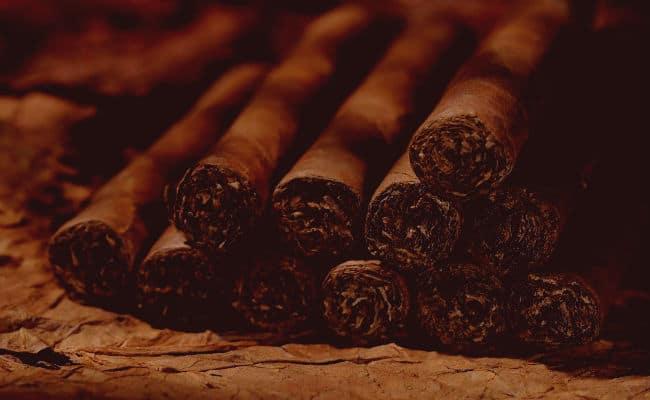Gardez les cigares sans cave
